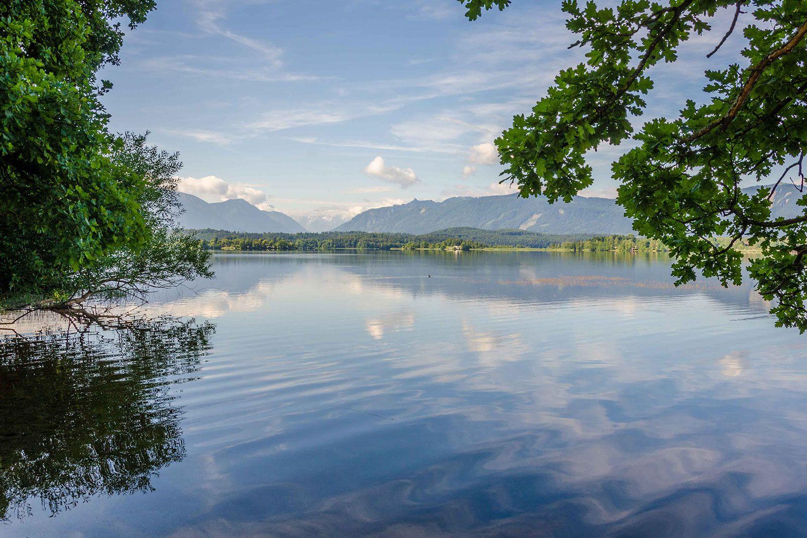 Sehenswürdigkeiten Murnau der Staffelsee