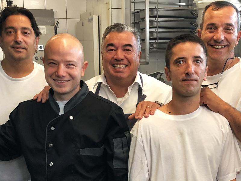 Unser Küchen-Team